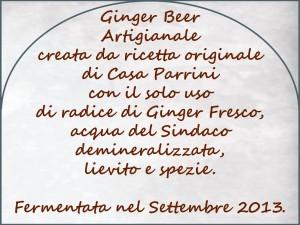 CasaParrini - Ginger Ale retro