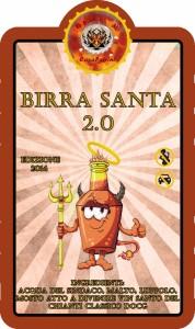CasaParrini - Birra Santa 2.0 (Edizione 2014)