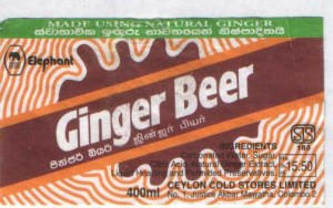 Elephant Ginger Beer
