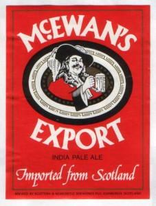 Mc Evan's Export