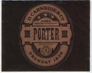 D.Carnegie & Co. - Porter