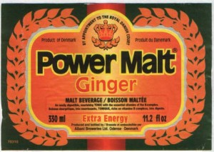 Power Malt Ginger