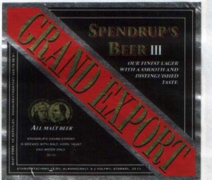 Spendrup's Grand Export