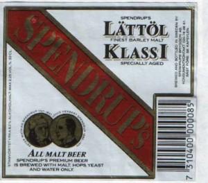 Spendrup's Lattol