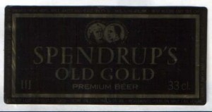 Spendrup's Old Gold
