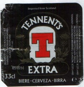Tennent's Extra