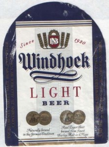 Windhock Light beer